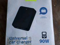 Автомобильная зарядка для нотбуков
