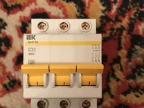 Автоматические выключатели, узо, диф, таймер, конт