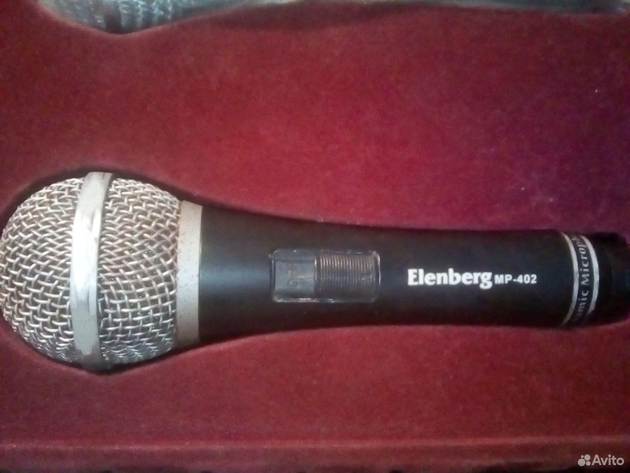 Микрофон Elenberg MP-402