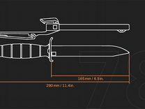 Нож Glock-78 — Охота и рыбалка в Томске