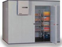Холодильные камеры для заморозки продуктов