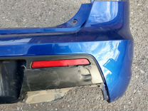 Бампер задний Mazda 3 BK Sport / MPS/ Axela Sport