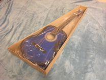 Классическая гитара новая, 6 струн