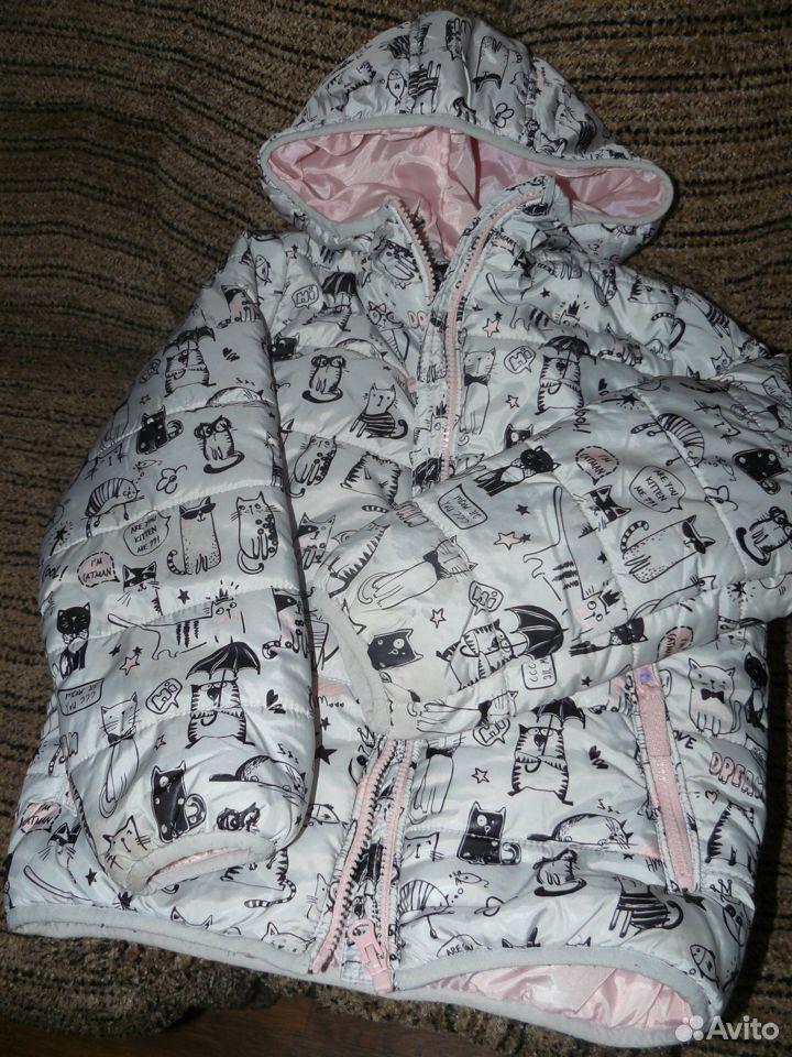 Куртка осенне-весенняя acoola 122 cм 89871288618 купить 1