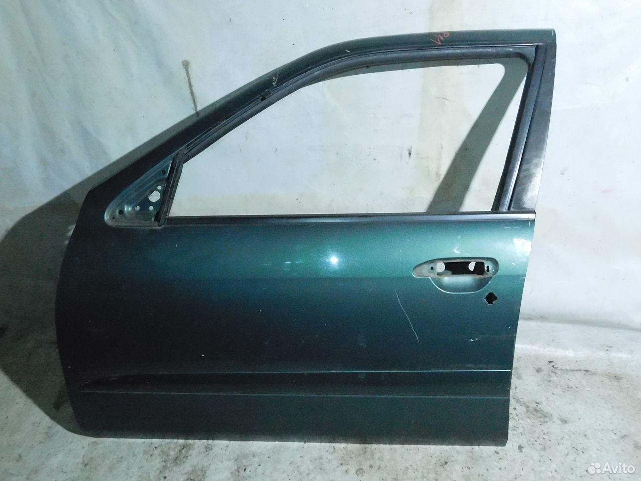 Дверь передняя левая нссан примьера п11 рест  89532977040 купить 1