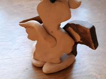Статуэтка чертёнок. Керамика