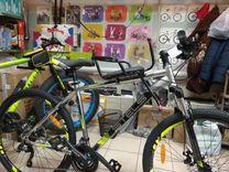 Велокресло детское на раму спортивного велосипеда