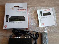 TV приставка Telefunken — Аудио и видео в Геленджике
