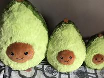 Плюшевое авокадо игрушка — Товары для детей и игрушки в Нижнем Новгороде