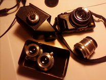 Фотоаппарат и об'ективы