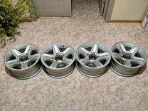 Оригинальные диски R16 на Suzuki Grand Vitara-2