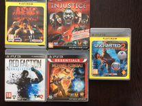 Лицензионные игры PlayStation 3