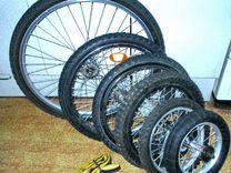 Велосипед колесо россия