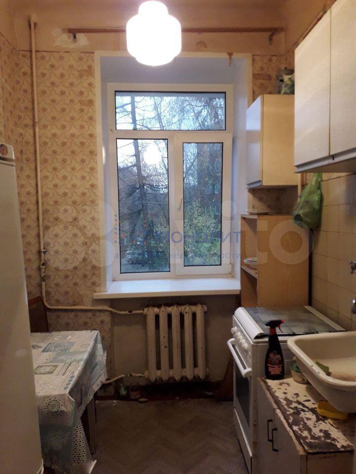 2-к квартира, 43.6 м², 2/4 эт.  89100075966 купить 8