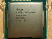 Процессор i5 3450