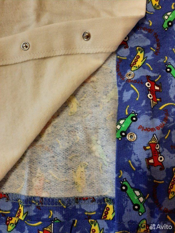 Новая пижама на рост 80 см  89242744104 купить 2