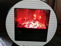Электрический обогреватель-камин