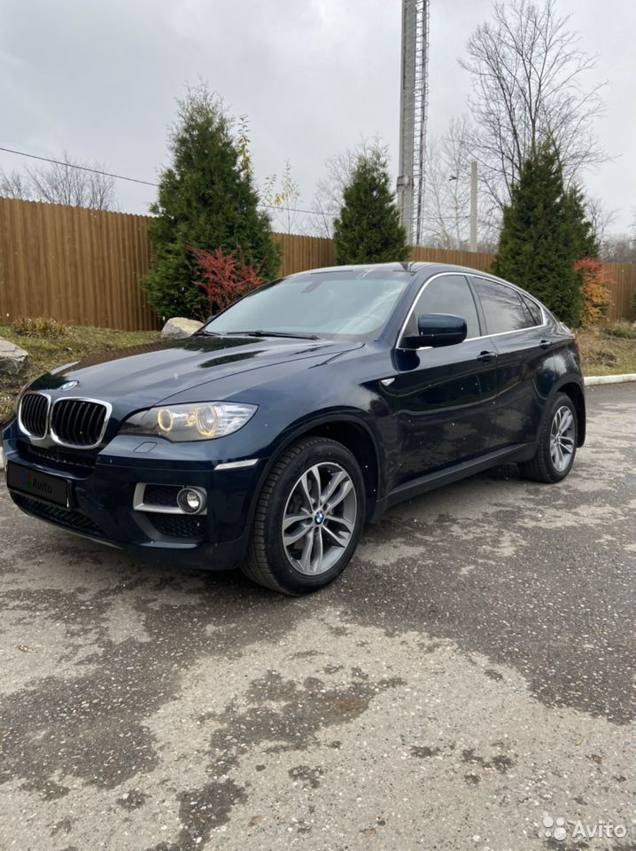 BMW X6, 2013 89177627362 kaufen 2