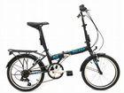 Складной городской велосипед Galaxy K2