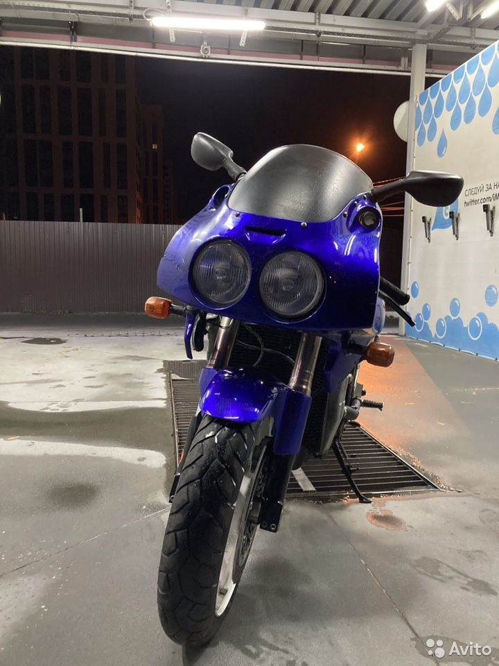 Kawasaki zxr750  89100402079 купить 5