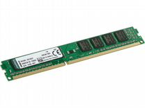 Kingston DDR3 4GB 1600 мгц