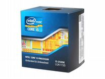 Процессор Intel Core i5-2500K Sandy Bridge