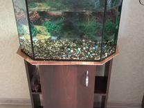 Продам аквариум 60 литров