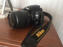 Продаю зеркальный фотоаппарат Никон D 3100