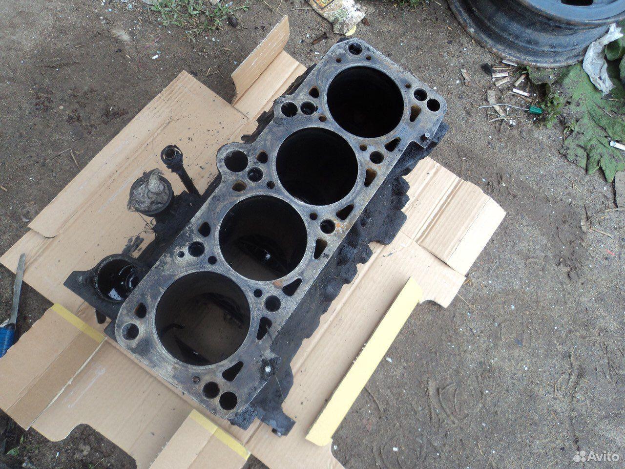 Блок Двигателя AAZ 1.9 TD Passat B3  89019632777 купить 1