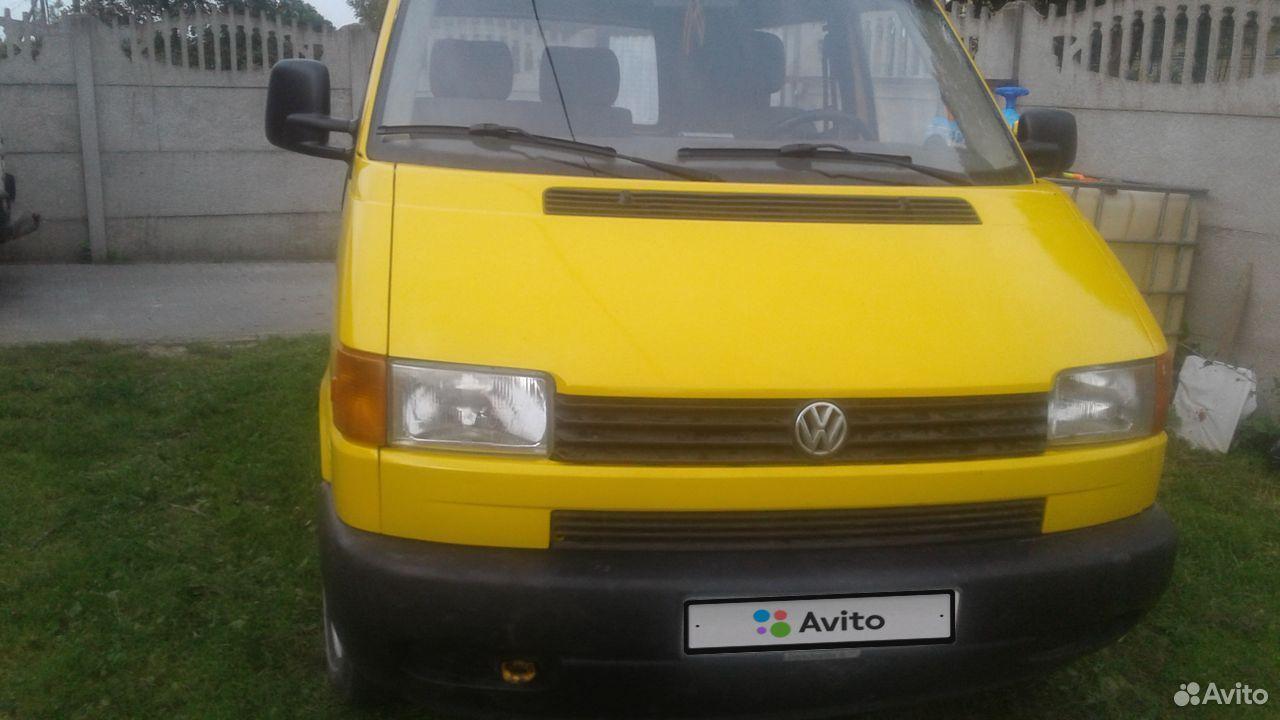 Volkswagen Transporter, 1998  89003518483 купить 3