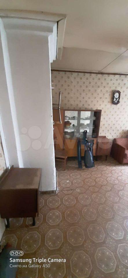 3-к квартира, 60 м², 1/2 эт.  89062935220 купить 4