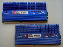Оперативная память DDR3 2*2 гб