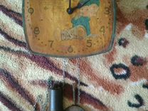 Часы ходики Маяк СССР 1950 год