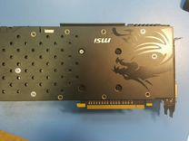 Видеокарта MSI R9 390 8GB Gaming Неисправная лом