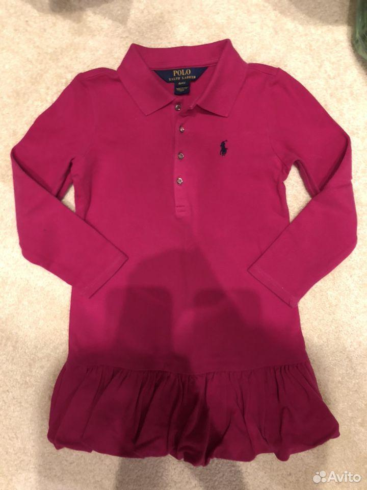 Платье Ralph Lauren оригинал  89119927412 купить 1