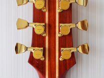 Гитара акустичечкая, мастеровая