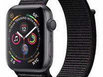 Продаю новые Apple Watch S4 Sport 44mm Space Gray