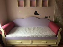 Детская кровать — Мебель и интерьер в Омске
