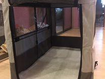 Вольер, клетка, палатка, тент для собаки