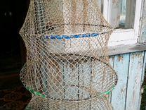 Садок для рыбы, своими руками