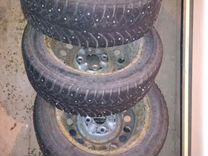 Продаю колёса шевроле
