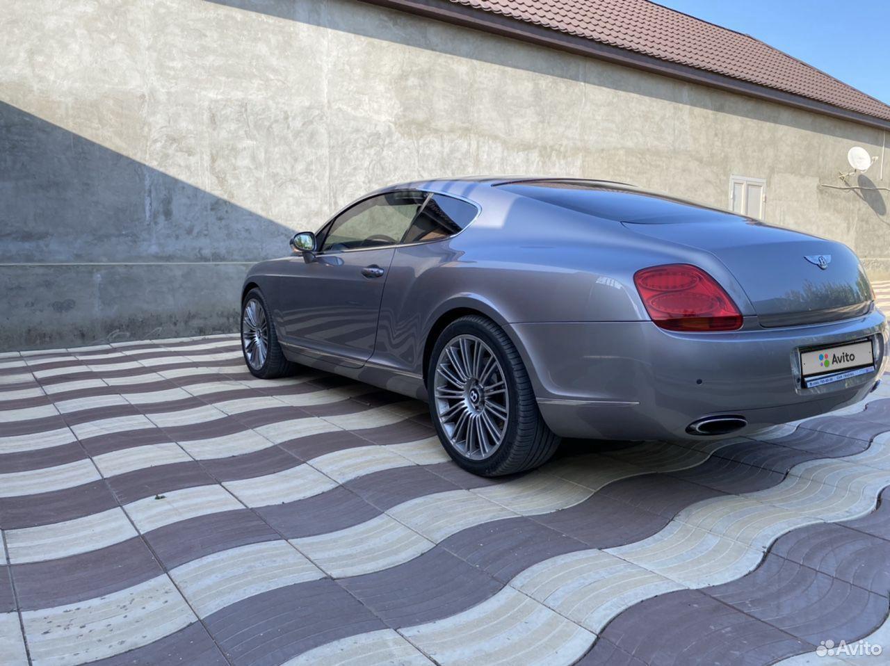 Bentley Continental GT, 2004  89063810237 купить 6