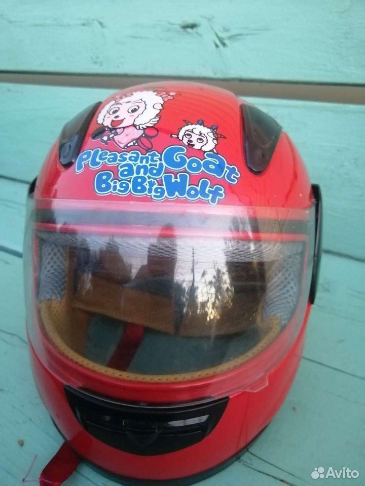 Мотошлем детский  89827196951 купить 1
