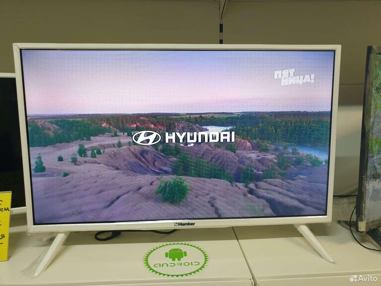 Новый телевизор Hamber 82см DVB-T2 USB  89622641079 купить 2