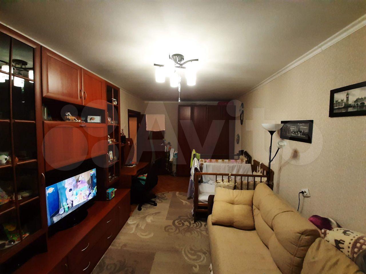 2-к квартира, 46.1 м², 6/9 эт.  89051306177 купить 3