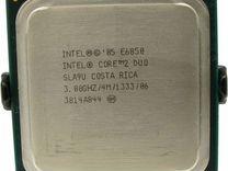 Процессор Core Duo E6850