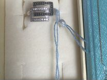 Кольцо 585 белое золото с бриллиантами — Часы и украшения в Геленджике