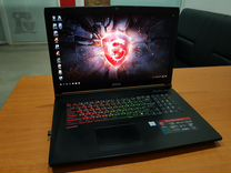 Игровой MSI i7-7700HQ 8Gb DDR4 GeForce GTX1050 4Gb