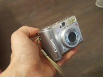 Цифровой фотоаппарат Canon A540 (не рабочий)