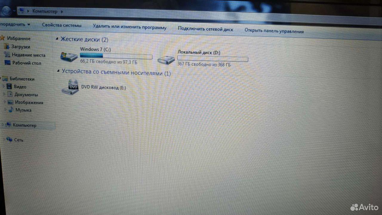 HP, intel core i5, 6gb озу, 500 гб hdd  89780120702 купить 9